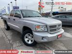 2011 Dodge Dakota SXT   4X4   ALL CREDIT WELCOME in London, Ontario