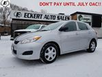 2010 Toyota Matrix HATCHBACK WITH LOW KMS in Barrie, Ontario