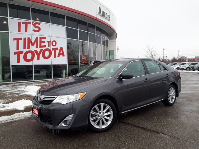 2014 Toyota Camry XLE in