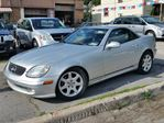 2004 Mercedes-Benz SLK-Class Kompressor 2.3L in St Catharines, Ontario