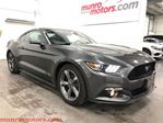 2015 Ford Mustang EcoBoost Premium Navigation 6 Speed Manual in St George Brant, Ontario