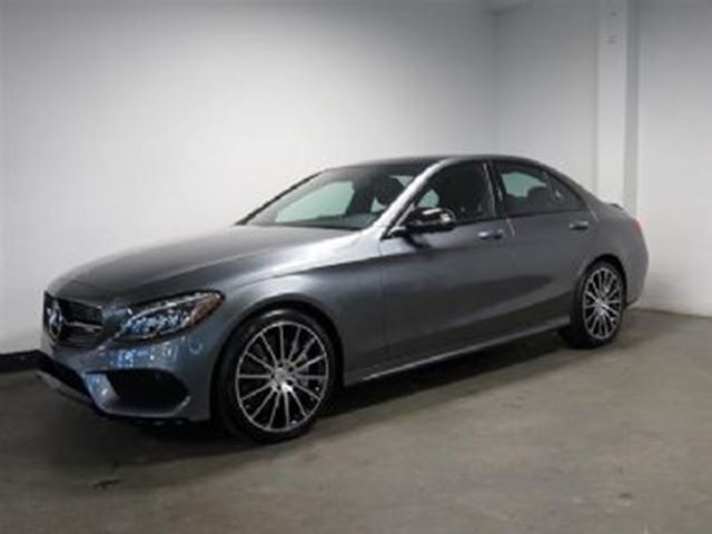 2018 MERCEDES-BENZ C-Class AMG C 43 4MATIC Sedan in Mississauga, Ontario
