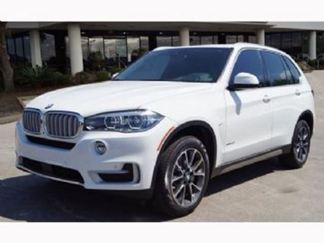 2018 BMW X5 50i package M Sport Line in Mississauga, Ontario