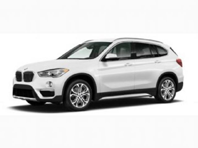 2018 BMW X1 X1 28i, Premium Package, LEDs in Mississauga, Ontario