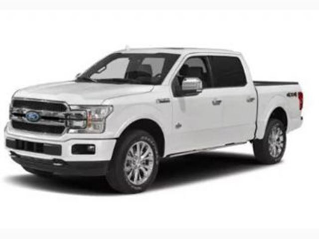 2018 FORD F-150 2018 F-150 SUPERCREW CAB XLT in Mississauga, Ontario