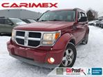 2009 Dodge Nitro SE/SXT ONLY 115K   4x4   CERTIFIED in Kitchener, Ontario