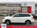2015 Nissan Pathfinder S, AWD, ACCIDENT FREE, FULLY CERTIFIED ! in Burlington, Ontario