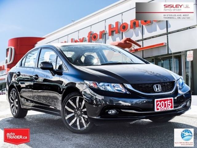 2015 HONDA Civic Touring in Thornhill, Ontario