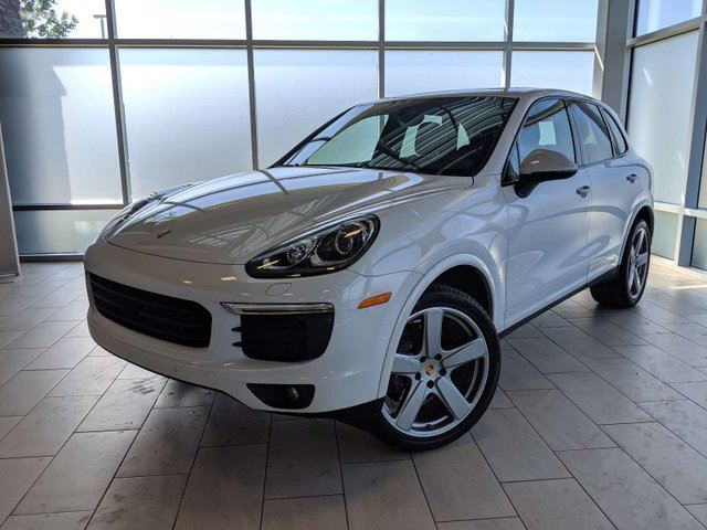 2016 Porsche Cayenne S, One Owner, Accident Free, Certified, Premium