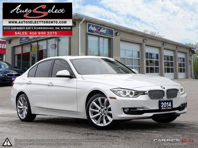 2014 BMW 3 Series 328 i xDrive AWD ONLY 70K! **TECHNOLOGY PKG** CLEAN CARPROOF in Scarborough, Ontario