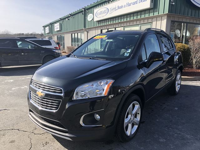 2015 CHEVROLET Trax LTZ in Lower Sackville, Nova Scotia