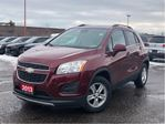2013 Chevrolet Trax 2LT**AWD**SUNROOF**BLUETOOTH**BACK UP CAM** in Mississauga, Ontario