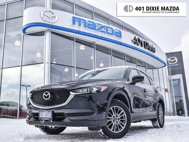 2017 MAZDA CX-5 GS, 1.9% FINANCE AVAILABLE, NO ACCIDENTS in Mississauga, Ontario