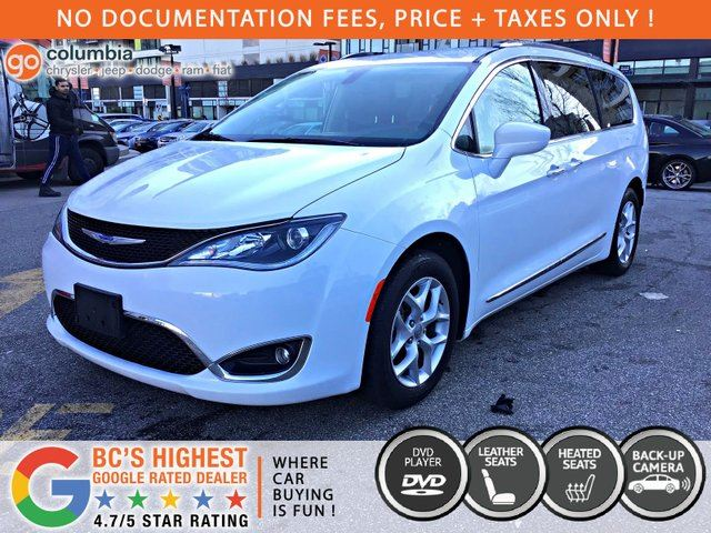 2018 CHRYSLER Pacifica TOURLP in Richmond, British Columbia