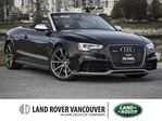 2013 Audi RS5 4.2 S tronic qtro Cab in Vancouver, British Columbia