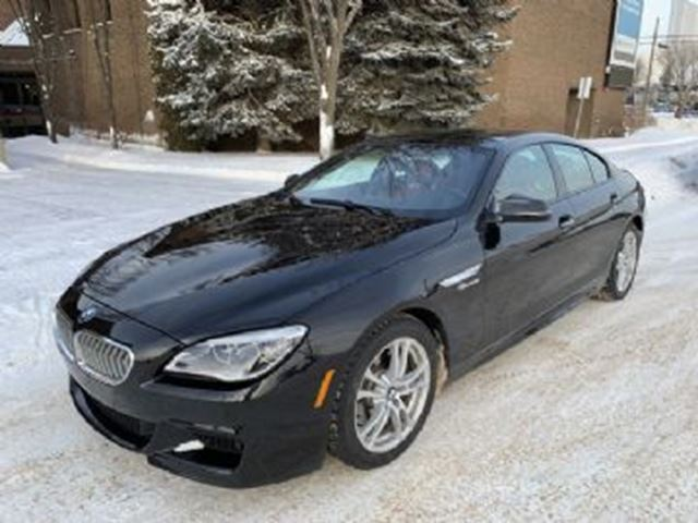 2017 BMW 6 Series >> 2017 Bmw 6 Series 4 40 650i Xdrive Gran Coupe M Sport Ultimate Edition Mississauga