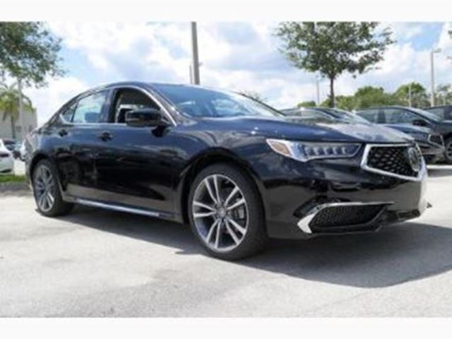 2019 ACURA TLX V6 A-SPEC Tech Package AWD in Mississauga, Ontario