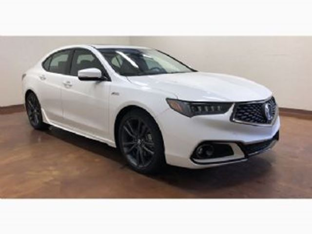 2019 ACURA TLX A-SPEC Tech Package in Mississauga, Ontario