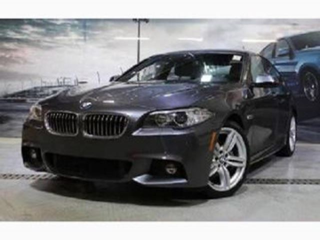 2016 BMW 5 Series 2016 BMW 528i xDrive in Mississauga, Ontario