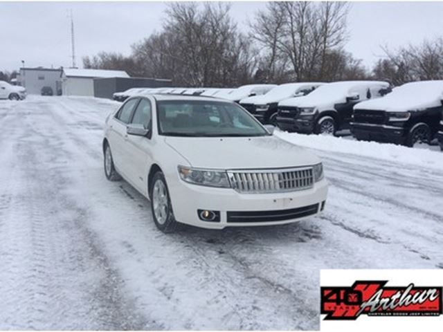 2009 Lincoln MKZ Base ASIS in