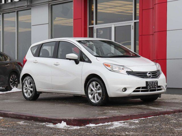 2015 NISSAN Versa SL in Vernon, British Columbia