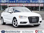 2016 Audi A3 KOMFORT, QUATTRO, PANORAMIC ROOF, LEATHER SEATS in North York, Ontario