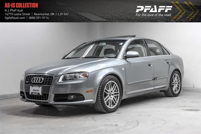 2006 AUDI A4 3.2 in Newmarket, Ontario