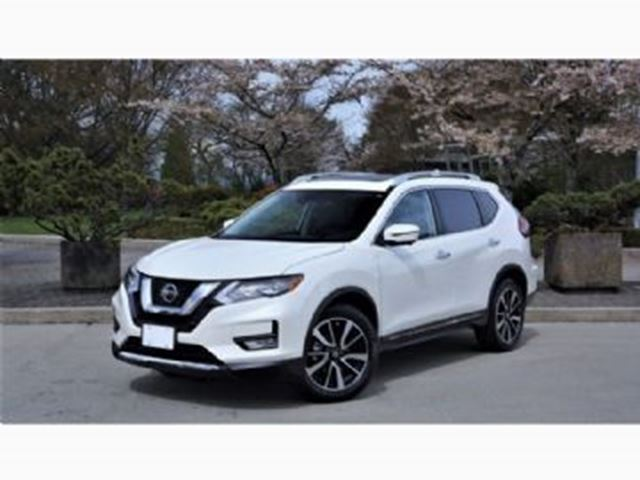 2017 Nissan Rogue 2 50 SL, AWD, Maintenance plan - Mississauga
