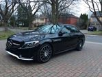 2017 Mercedes-Benz C-Class 43 AMG 4MATIC, AMG Driver, Premium, Wear Protection in Mississauga, Ontario