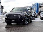 2016 Chevrolet Tahoe LTZ LTZ, ENT, NAV, ROOF, LEATHER, ONE OWNER in Newmarket, Ontario