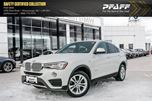 2016 BMW X4 xDrive28i in Mississauga, Ontario