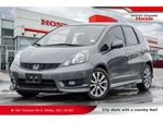 2013 Honda Fit Sport (A5)   Power Amenities, AM/FM/MP3/CD & AUX A in Whitby, Ontario