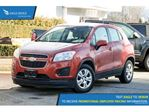 2015 Chevrolet Trax LS AM/FM Radio & A/C in Coquitlam, British Columbia