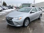 2017 Toyota Camry LE   FWD   Clean Carfax in Brampton, Ontario