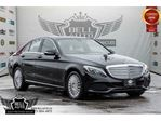 2015 Mercedes-Benz C-Class C 300, NAVI, BACK-UP CAM, LEATHER, PANO ROOF, HEAT in Toronto, Ontario