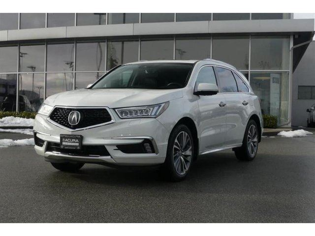 2017 Acura MDX 6P at Elite *Acura Certified* in
