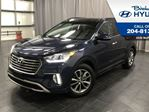2018 Hyundai Santa Fe Luxury AWD *Leather Panoroof Navigation in Winnipeg, Manitoba