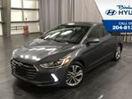 2018 Hyundai Elantra GLS *Heated Leather Sunroof in Winnipeg, Manitoba