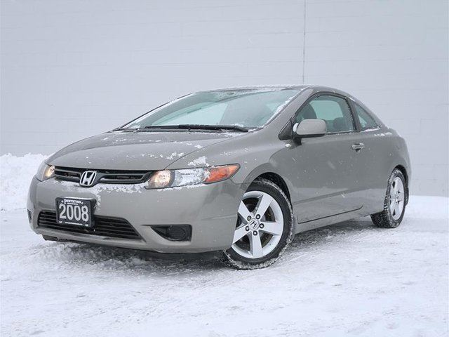 2008 Honda Civic Coupe EX-L at in