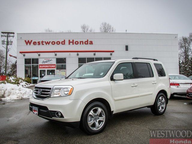 2014 HONDA Pilot EX-L in Port Moody, British Columbia
