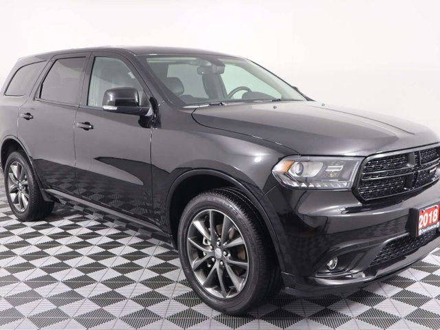 2018 Dodge Durango GT in