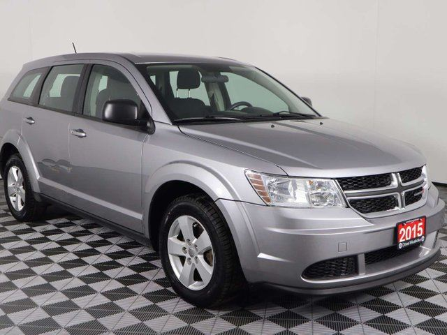 2015 Dodge Journey Canada Value Pkg in