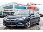 2017 Honda Accord  Touring NAVIGATION BACKUP CAM SUNROOF LEATHER in Orangeville, Ontario