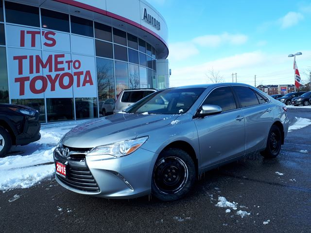 2015 Toyota Camry LE in
