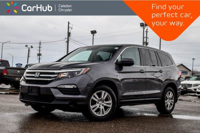 2016 Honda Pilot LX 4x4 7 Seater Backup Cam Bluetooth R-Start Heated Front Seats 18Rims in
