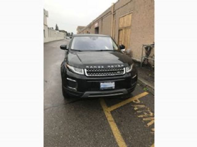 2017 LAND ROVER Range Rover Evoque 5dr HB HSE 2.0T AWD in Mississauga, Ontario
