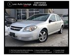 2010 Chevrolet Cobalt LT LOW KM! AUTO, A/C, POWER GROUP, CD/MP3 PLAYER! CERTIFIED PRE-OWNED! in Orleans, Ontario