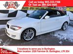 2011 BMW 1 Series 128i, Auto, Leather, Heated Seats, Convertible, in Burlington, Ontario