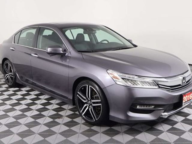 2016 Honda Accord  Touring in