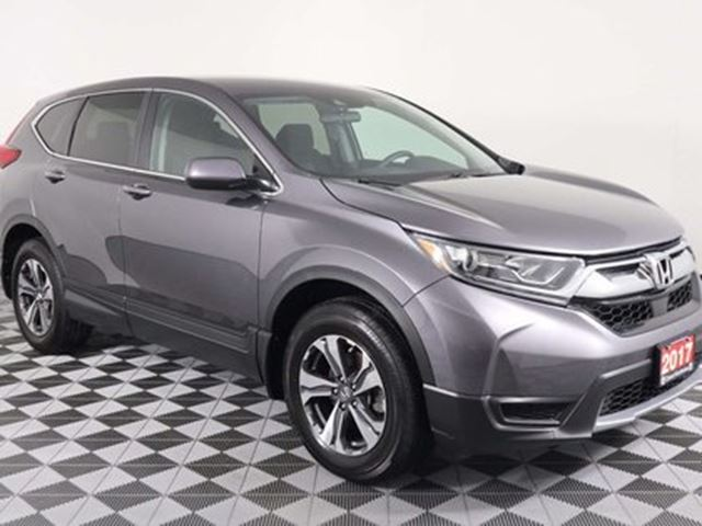 2017 Honda CR-V LX in